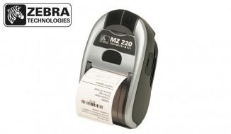 چاپگر قابل حمل صدور برچسب، بارکد، فیش و رسید Zebra Mz220